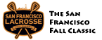 PharSide Clients - San Francisco Fall Lacrosse Classic Logo