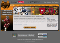 PharSide Clients - San Francisco Fall Lacrosse Classic Screenshot #1
