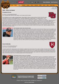 PharSide Clients - San Francisco Fall Lacrosse Classic Screenshot #2