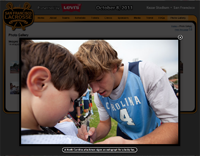 PharSide Clients - San Francisco Fall Lacrosse Classic Screenshot #3